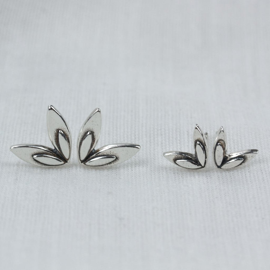 Petal Studs - large - Amy Jennifer Jewellery