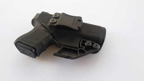 Kahr Appendix Carry Kydex Holster w/ RCS Claw - IWB/AIWB