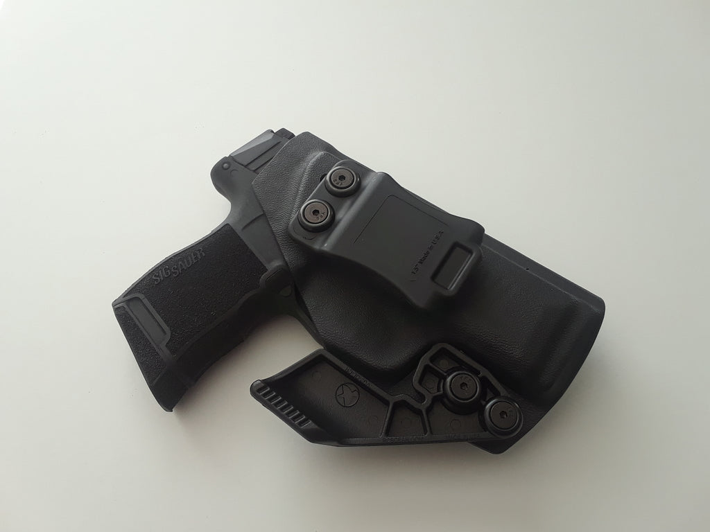Smith /& Wesson RCS CLAW M/&P9c M/&P40c STRAIGHT DRAW KYDEX Holster IWB COMPACT