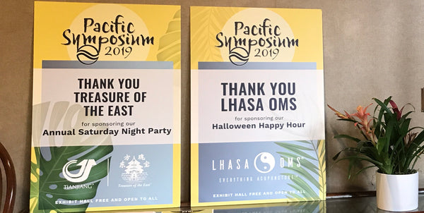 Lhasa OMS Announces Addition of Treasure of the East Herbal Products