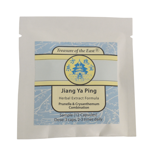 Sample of Jiang Ya Ping (Capsules)