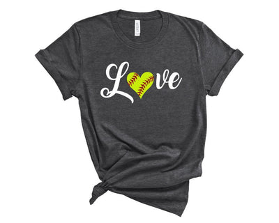 Softball Love Tee