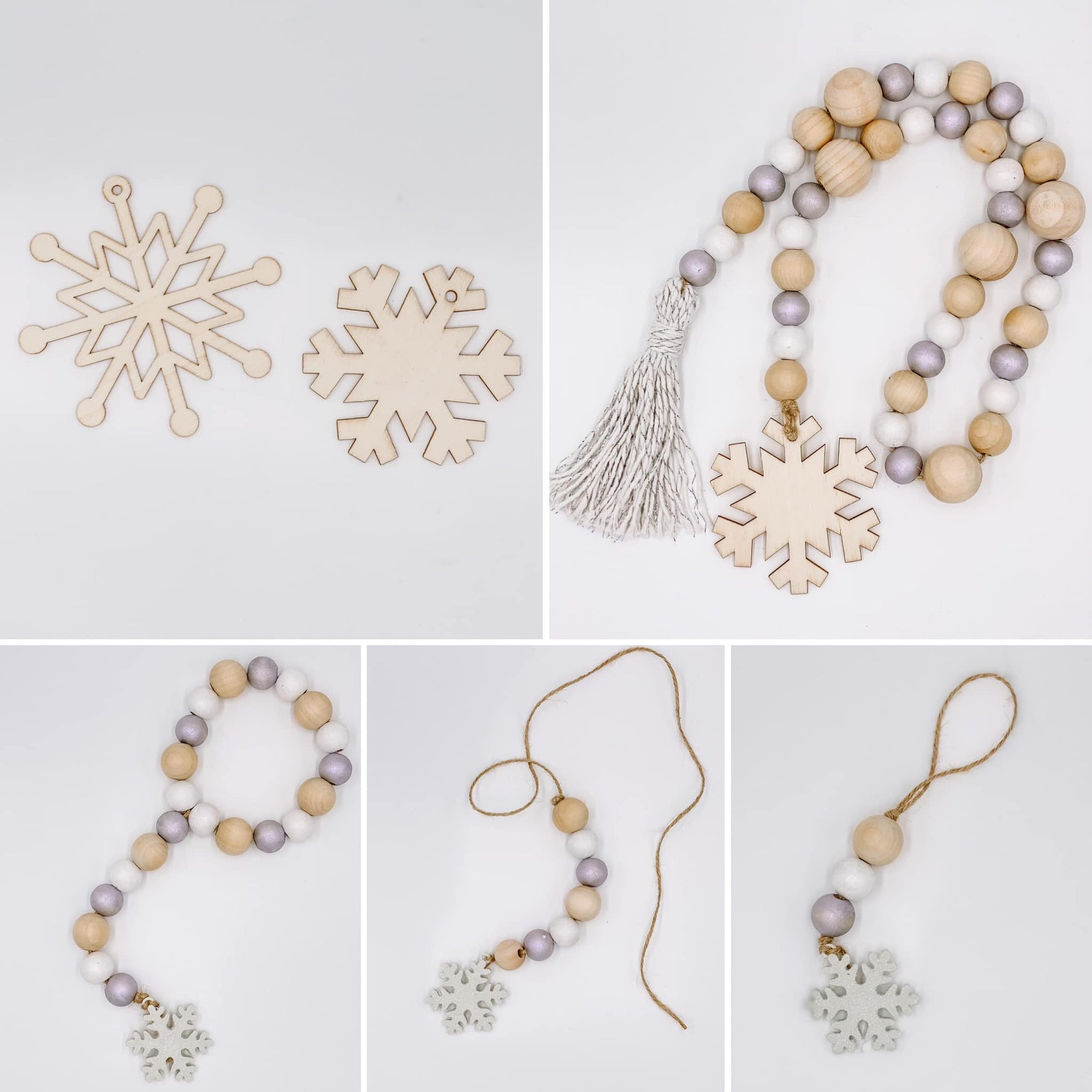Bead Garland Holiday Collections