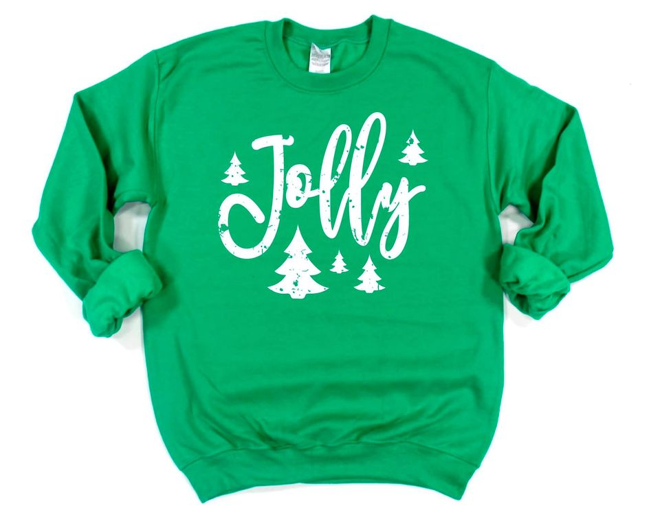 Jolly Christmas Sweatshirt