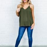 V-Neck Sammy Tank