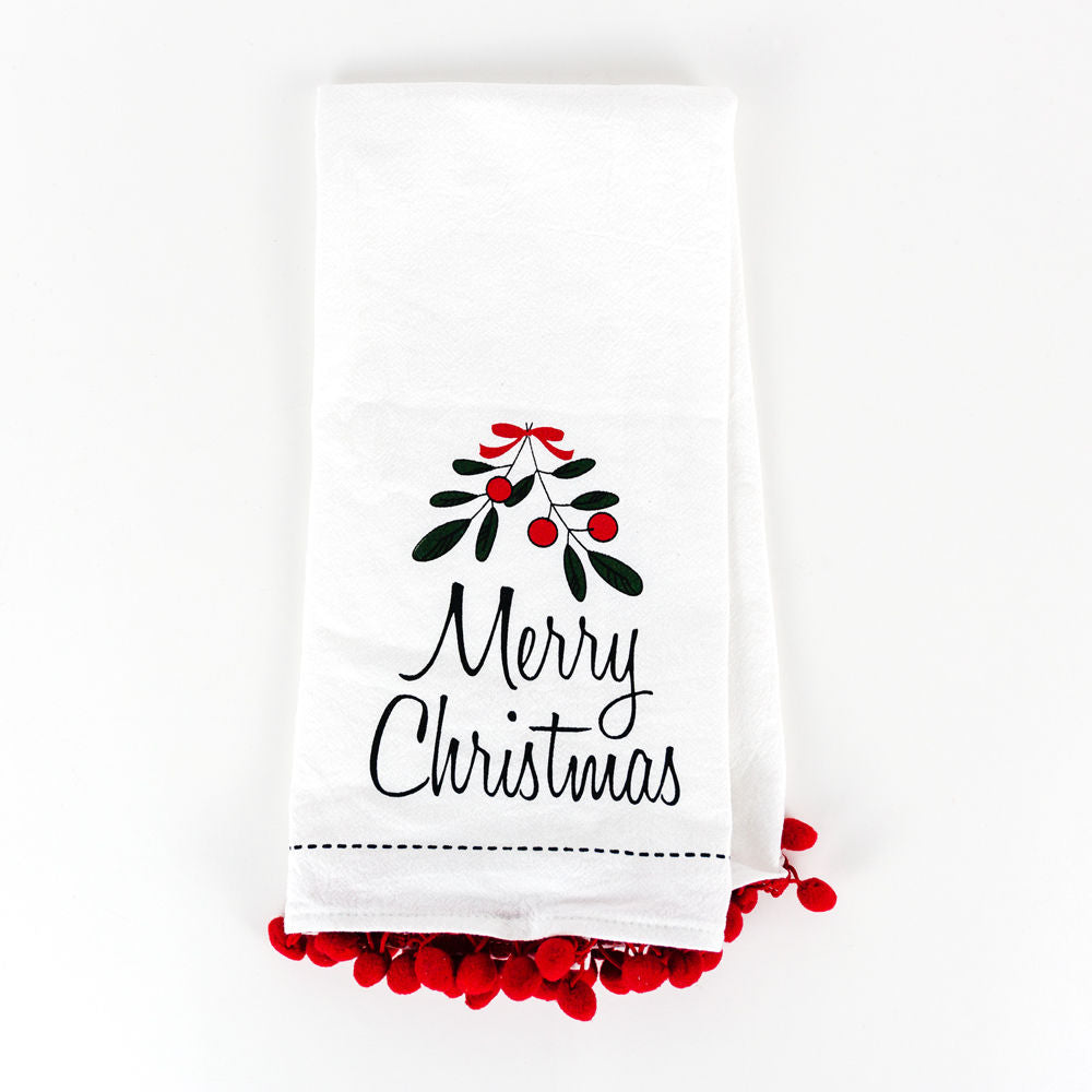 Holiday Dish Towel
