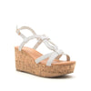 Caleb Wedge Sandals
