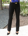 Grace and Lace Fab Fit Bootcut Work Pants