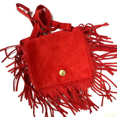 Girls Fringe Bag