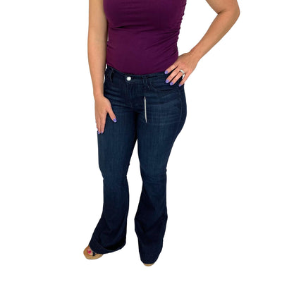 Judy Blue Boot Cut Flare Jeans