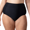 Black Plus Swim Bottom