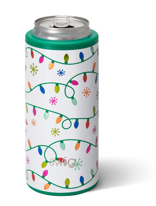 Swig Life™ Christmas 2020 Skinny Can Cooler