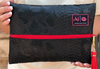 Makeup Junkie Bags Black Cobra