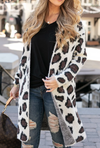 Grace and Lace Leopard Cardigan