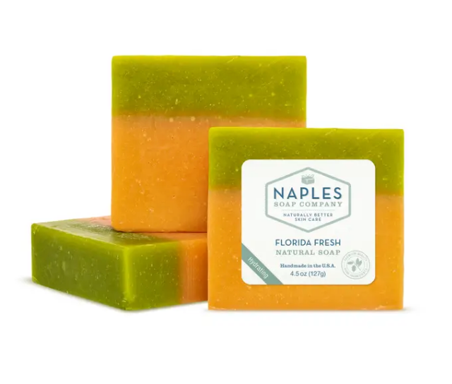 Naples Soap Co. Natural Soap