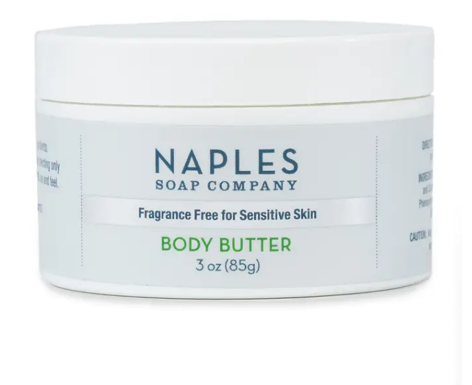 Naples Soap Co. 3oz. Body Butter