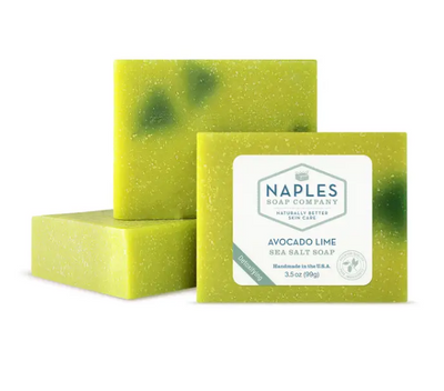 Naples Soap Co. Sea Salt Soap