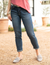 Grace and Lace Non Distressed Favorite Girlfriend Jeans