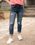 Grace and Lace Distressed Favorite Girlfriend Jean