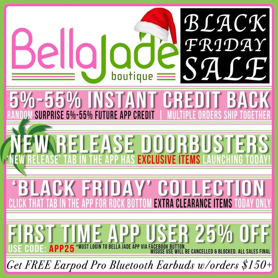 Black Friday Info