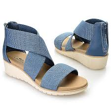 Casandraa Wedge Sandal