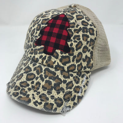 Dirty Trucker Christmas Hat