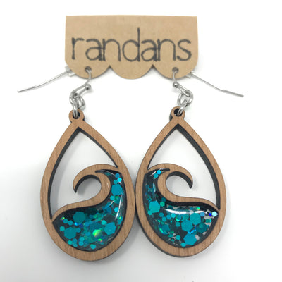 Paradise Hand Crafted Earrings