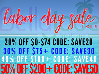 Labor Day Sale Collection