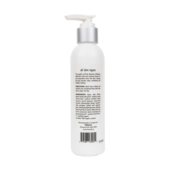 Ultra Gentle Cleanser for all skin types 180 ml