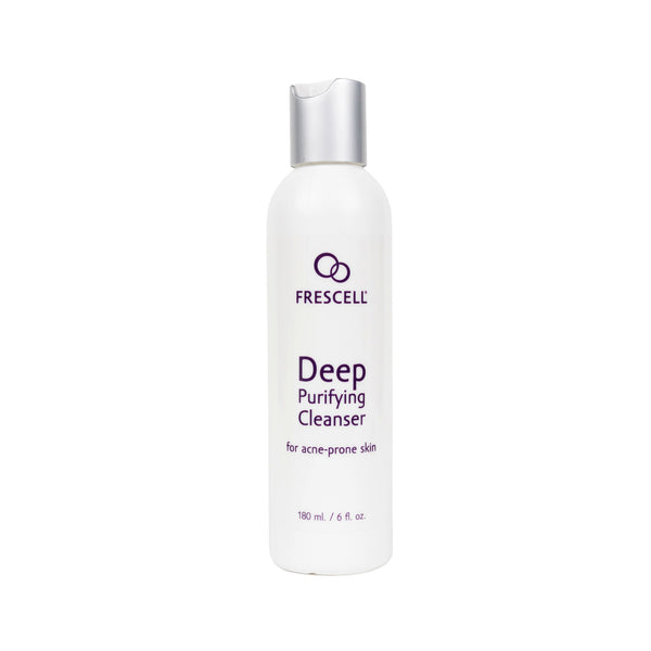 FRESCELL Deep Purifying Cleanser for acne-prone skin 180 ml