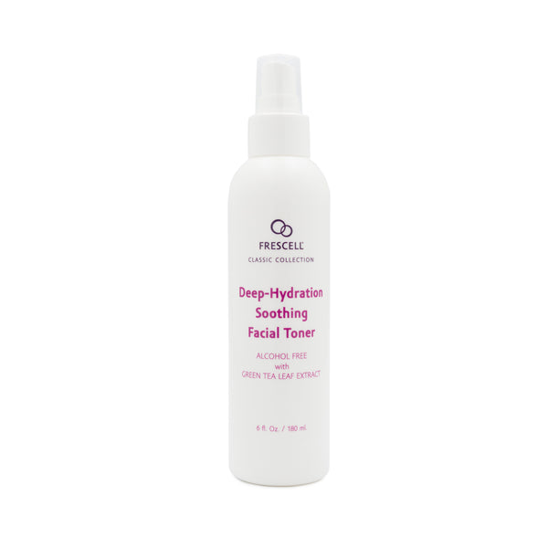 FRESCELL Alcohol Free Deep Hydration Soothing Facial Toner