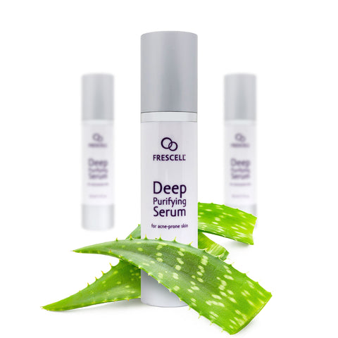 FRESCELL Deep Purifying Serum for acne-prone skin