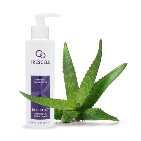 FRESCELL Silk Effect Cleansing Gel for all skin types