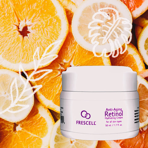 FRESCELL Anti-Aging Retinol Hydrating Cream for all skin types 50 ml