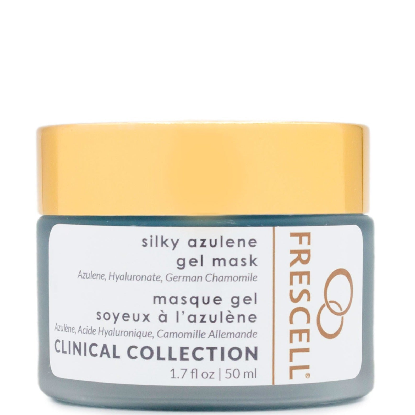 Silky Azulene Gel Mask
