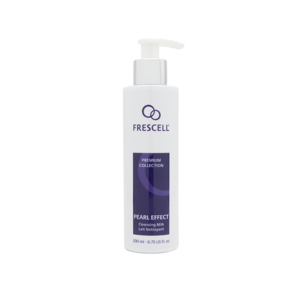 FRESCELL Pearl Effect Cleansing Milk for all skin types 200 ml