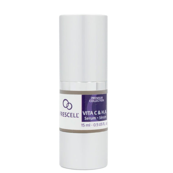 FRESCELL Vitamin C & H.A. Serum for all skin types 15 ml