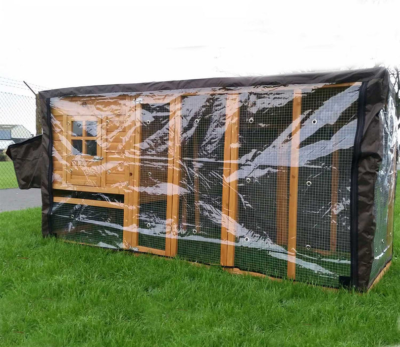 Chicken Coop House Thermal Rain Winter Cover