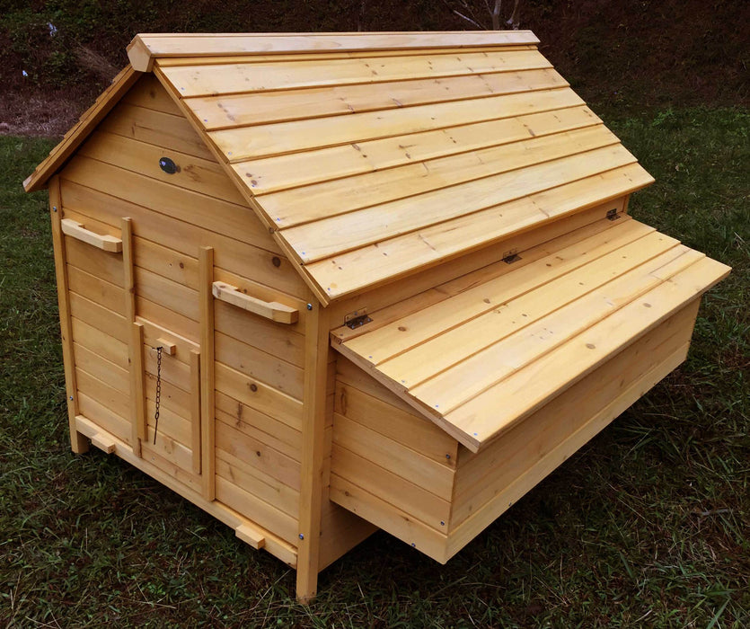 Chicken Coop House For 12 Chickens