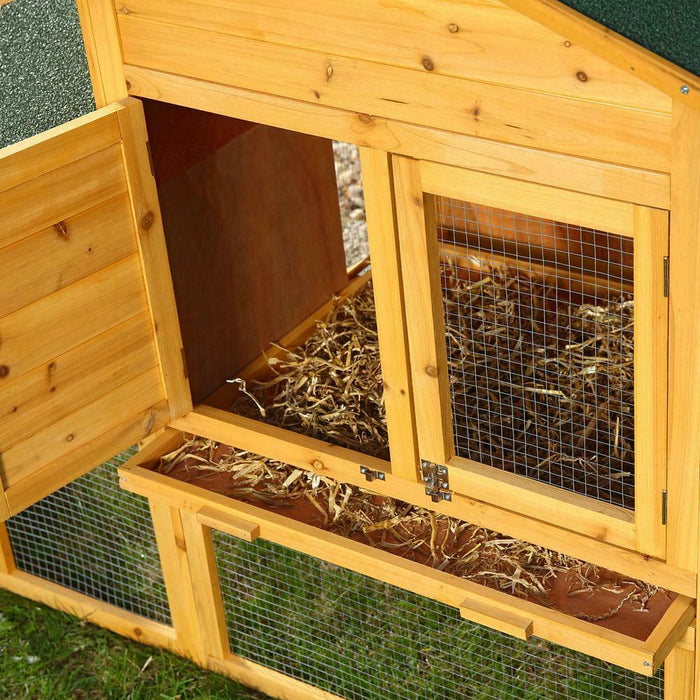 Chicken Coop Hen House For 1-3 Birds