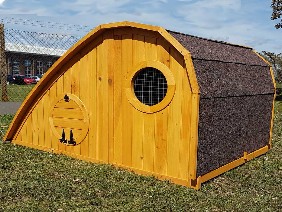 Chicken Coop House / Rabbit Hutch For 5-8 Birds