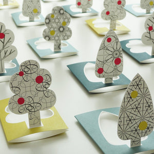 LITTLE TREE CARDS