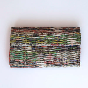 SENEGAL CLUTCH BAG
