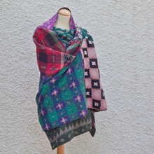 Load image into Gallery viewer, IKAT SHAWL 1