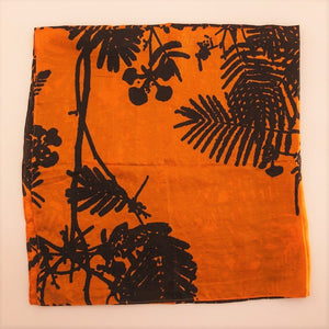 7 INDIAN TREES SQUARE SCARF