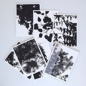7 INDIAN TREES CARDS