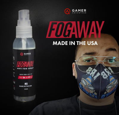 FogAway™: An Anti-Fog Game-Changer for Workers