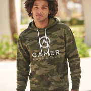 Pullover Icon Hooded Sweatshirt