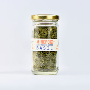 Basil Organic Dried Herb