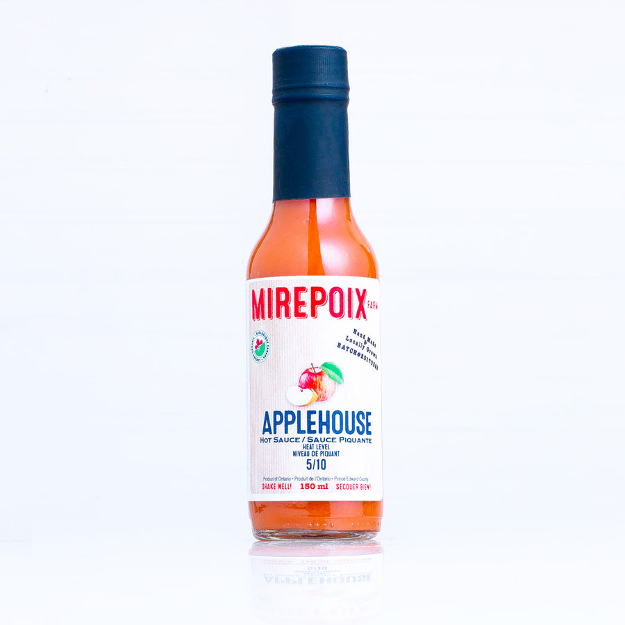 Applehouse Organic Hot Sauce